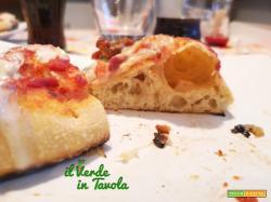 Pizza a lenta lievitazione con Pasta Madre la ricetta