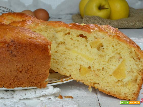 Torta di MELE RUSTICA ricetta della nonna FACILE e VELOCE