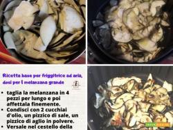Impariamo ad usare la friggitrice ad aria: melanzane, zucchine, peperoni come cuocerli facilmente