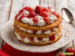La bellezza della semplicità: Naked Cake