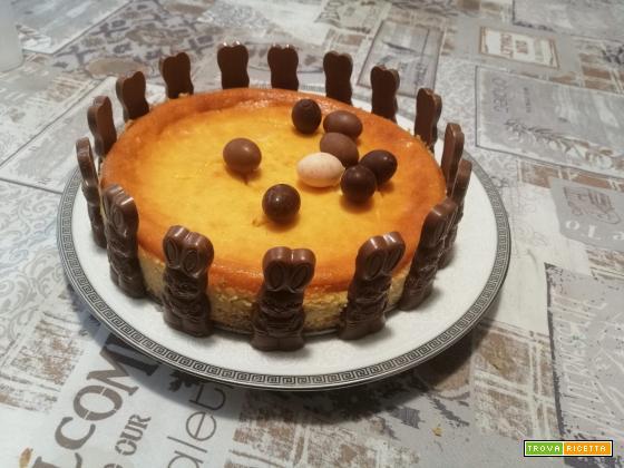 Cheese cake alla ricotta e mascarpone