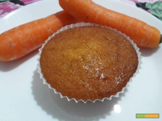 Tortine alle carote : ricetta veloce