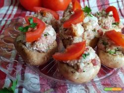 Funghi champignon idee e ricette