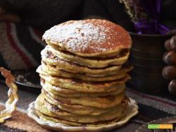 Pancake integrali per una ricca merenda