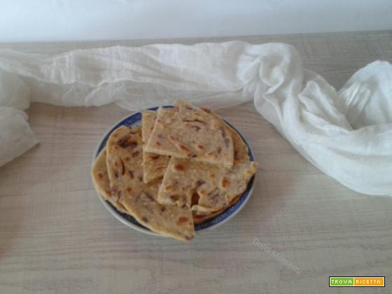 Pancake cinesi (con you bing)