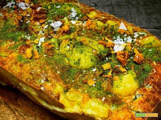 Plumcake salato di verdure