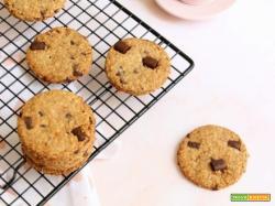 Biscotti ai fiocchi di farro