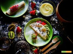 Ricetta veloce: come fare le crêpes senza uova!