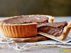 Crostata al Mascarpone e Cacao