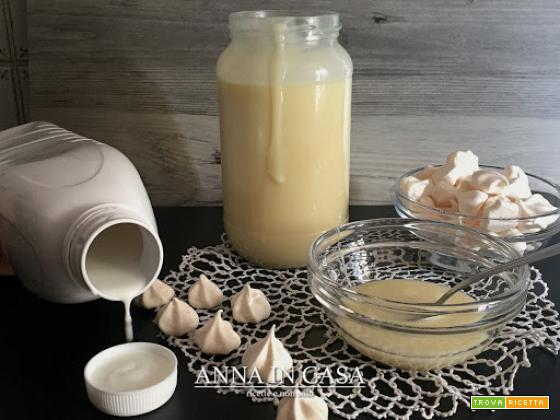 Latte condensato fatto in casa - ricetta facile e veloce