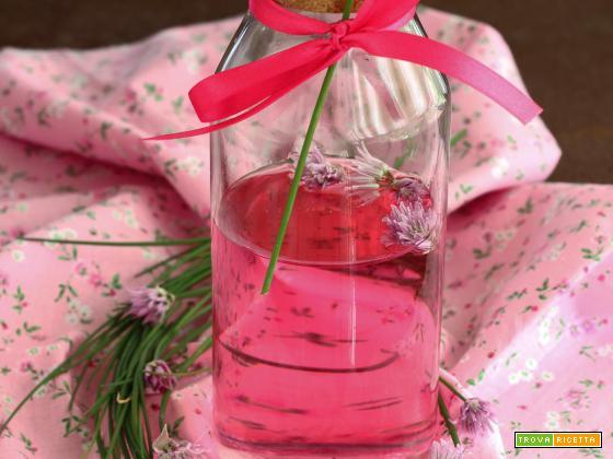 Elisir di Fiori di Erba Cipollina (aceto aromatizzato)