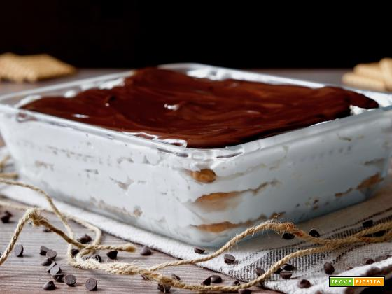 Semifreddo Fiocco di Neve e Cioccolato