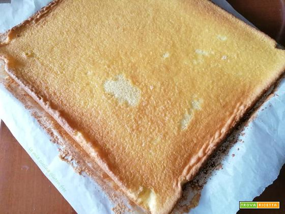 Pasta biscotto paradiso senza glutine