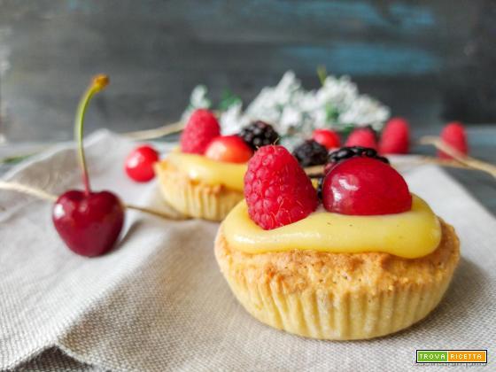 Tartellette di frutta