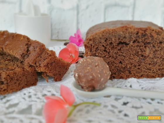 Torta moka con farina integrale
