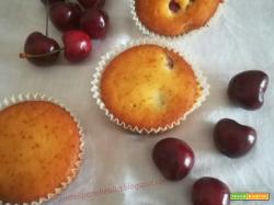 Tortine alle ciliegie senza glutine