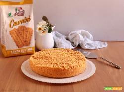 Sbriciolata Fredda con Crumiri di Inglese senza glutine
