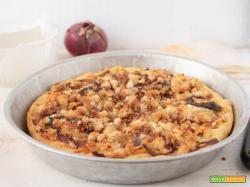 Sfincione bagherese ricetta siciliana