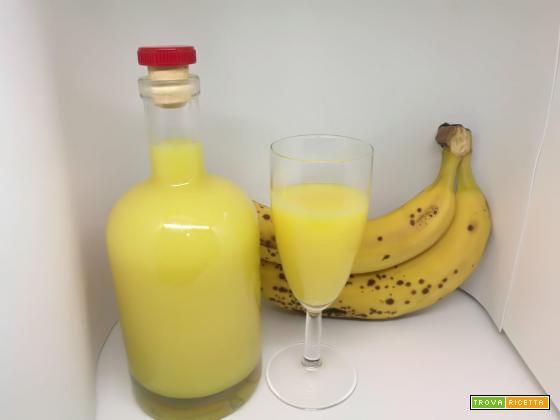 Crema di liquore banana