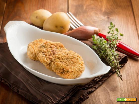 Medaglioni di pesce al forno, un secondo nutriente e delizioso