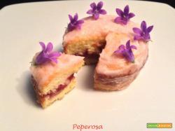 Cupcake al Pan di Spagna