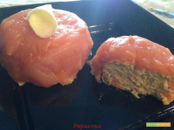 Tartine al salmone e tonno