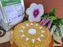 Sbriciolata alle pesche senza glutine e lattosio : Ori di Sicilia