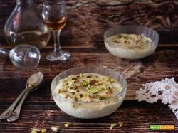 Tiramisù al pistacchio monoporzione