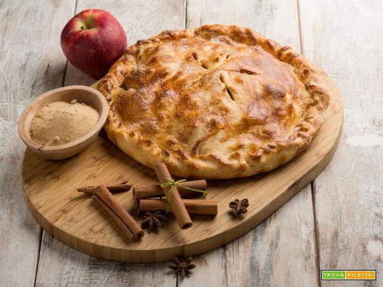 Apple pie, il meglio della pasticceria made in USA