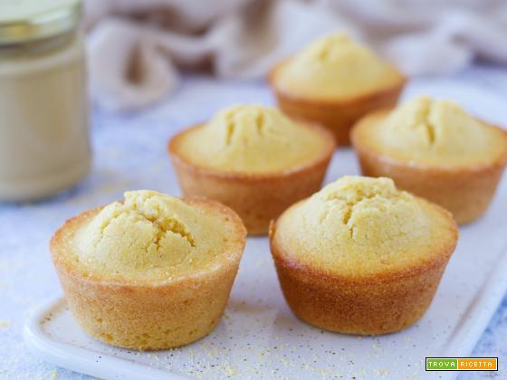 Cornbread Muffin con Farina di Mais