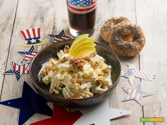 Insalata Waldorf, una gustosa ricetta americana
