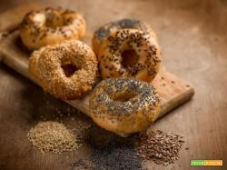 Bagel, la classica ciambella americana senza glutine