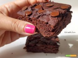 Mini Torta Caffè e Arachidi 200 Calorie Low Carb
