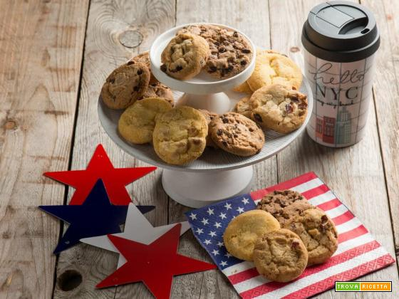 Cookies americani, i tradizionali biscotti made in USA