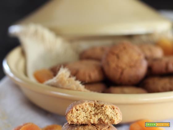 Biscotti di Cous Cous alle Albicocche