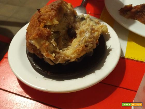 Casquinha de bacalhau (Conchiglia di baccal)