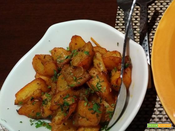 Jeera aloo (patate al cumino)