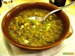 Minestrone alla genovese (ricetta tradizionale)