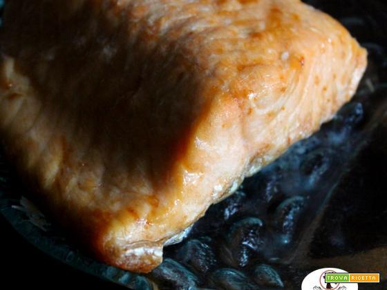 Impariamo ad usare la friggitrice ad aria: filetto di salmone