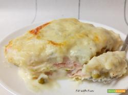 Lasagna al Forno con Pasta Fillo Fit Light e Goduriosa
