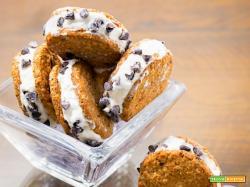 Biscotto gelato di ricotta… senza gelatiera