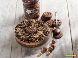 Cheesecake al Pan di Stelle, una golosità semplice