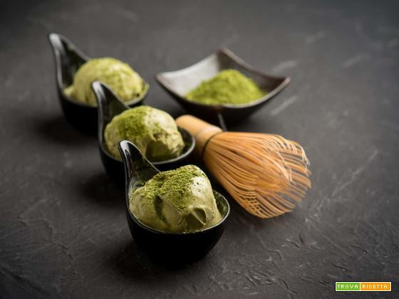 Gelato al Tè Matcha: l'ingrediente 'chiave' è ottimo