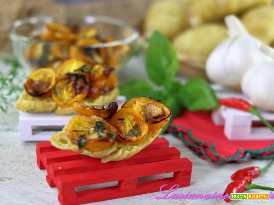 Pomodorini al forno