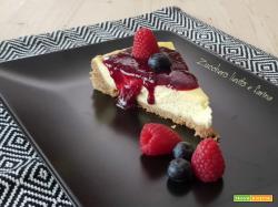 Cheesecake, ricetta originale americana
