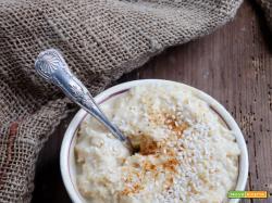 Hummus di ceci con yogurt greco