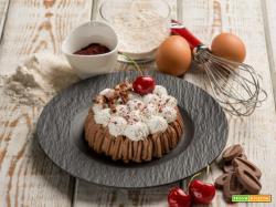 Monoporzione morbida al teff: un dessert leggero