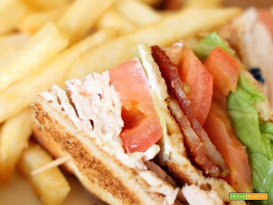 Club sandwich (Stati Uniti)
