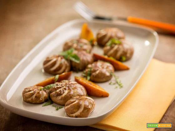 Funghi cremini e pesche: gli champignon più saporiti!