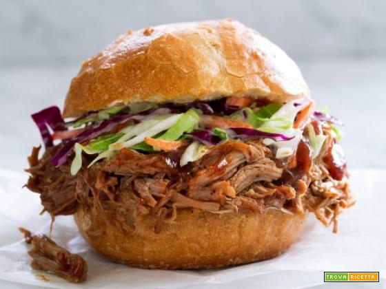 Burger Pulled pork (Stati Uniti)